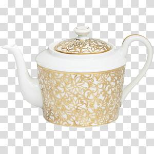 Teapot Coffee Porcelain Tableware, Coffee PNG