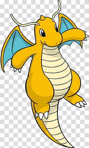 Pokémon FireRed and LeafGreen Pokémon Sun and Moon Dragonite Dratini, Dragonite PNG