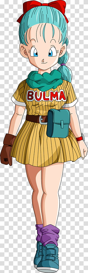 Bulma Vegeta Videl Goku Android 18, goku PNG clipart
