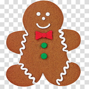 The Gingerbread Boy Gingerbread man Cookie cutter Biscuits, biscuit PNG