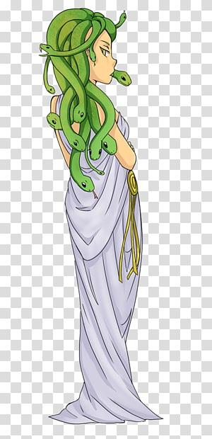 Medusa Perseus and the Gorgon Greek mythology , Medusa Cartoon s PNG