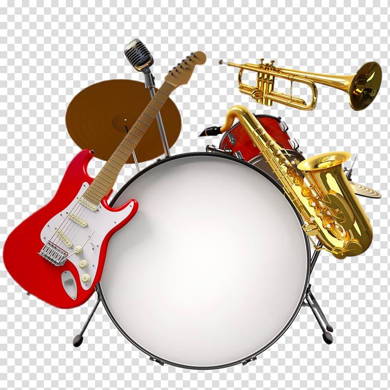 a variety of instrumental symphony PNG
