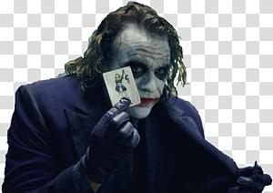 The Dark Knight Joker Christopher Nolan Batman Two-Face, joker PNG clipart