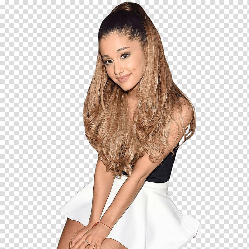 Ariana Grande, Sitting Ariana Grande PNG