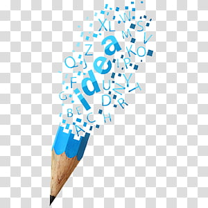 creative pen PNG