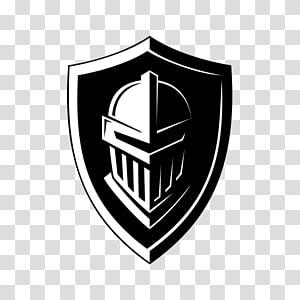 Logo Knight Shield, Knight PNG