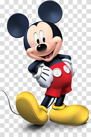Mickey Mouse universe Minnie Mouse YouTube Mickey Mouse Clubhouse Season 1, mickey mouse, Disney Mickey Mouse illustration PNG