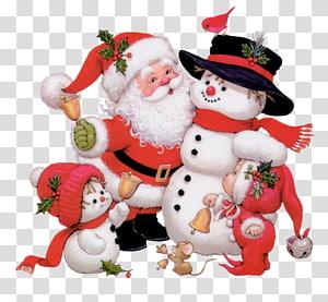 snowman PNG clipart