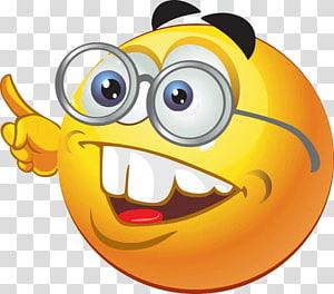 Smiley Emoticon Teacher Emoji , smiley PNG