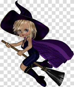 Illustration Figurine Legendary creature Animated cartoon, gnome witch PNG clipart
