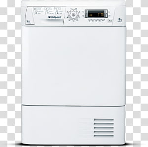 Clothes dryer Hotpoint TDHP 871 RP Home appliance Hotpoint Aquarius WMAQF 641, others PNG clipart