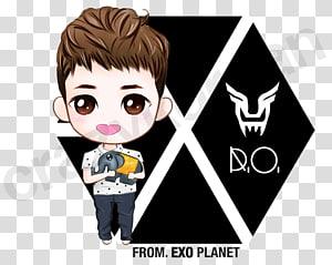 EXO XOXO Logo K-pop Growl, K Pop Exo PNG clipart
