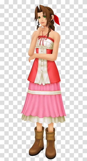 Kingdom Hearts II Final Fantasy VII Kingdom Hearts: Chain of Memories Aerith Gainsborough Kingdom Hearts 3D: Dream Drop Distance, kingdom hearts PNG clipart