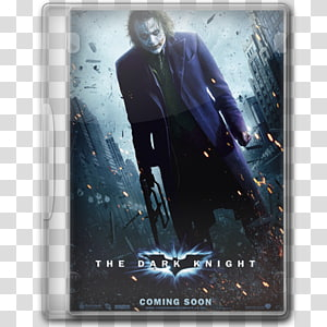 The Dark Knight DVD case, poster film, The Dark Knight 2 PNG clipart