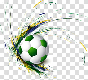 Brazil graphics Football 2014 FIFA World Cup, football PNG clipart
