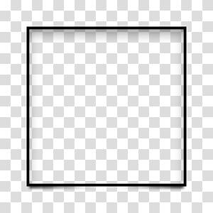 square frame symbol, frame Icon, Square Frame PNG