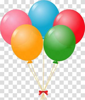 Birthday cake Toy balloon , Birthday PNG clipart