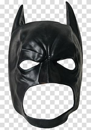 Batman Scarecrow Joker Mask Costume, masked PNG clipart