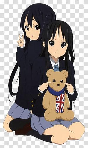 Mio Akiyama Azusa Nakano Tsumugi Kotobuki Ritsu Tainaka Yui Hirasawa, Anime PNG