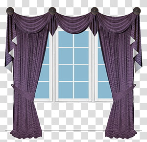 Curtain Window treatment Window Valances & Cornices Drapery, window PNG clipart