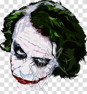 Joker Batman Harley Quinn Clown, joker PNG clipart