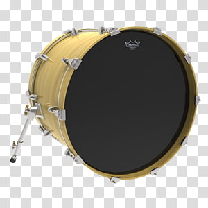 Drumhead Remo Bass Drums Tom-Toms, drum PNG clipart
