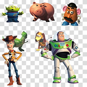 Toy Story 2: Buzz Lightyear to the Rescue Jessie Sheriff Woody, Toy Story Characters s, Disney Toy Story characters PNG clipart