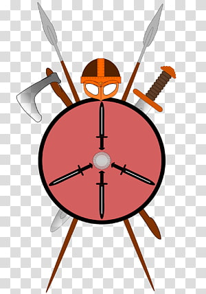 graphics Spear Shield Weapon, spear PNG clipart