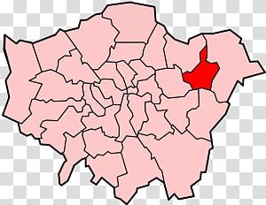 London Borough of Southwark London Borough of Islington City of Westminster London Borough of Barking and Dagenham London Borough of Redbridge, map PNG clipart