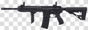 Airsoft Guns Assault rifle Firearm, assault rifle PNG