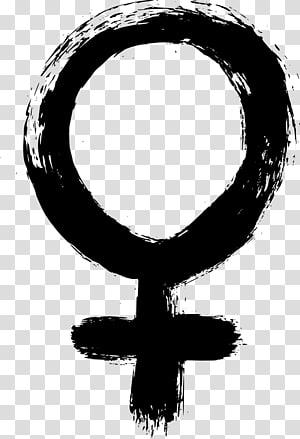 Gender symbol Female, gender PNG clipart