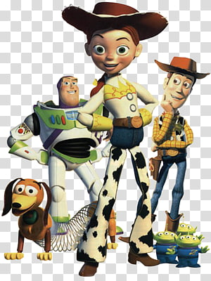 Toy Story 2: Buzz Lightyear to the Rescue Jessie Sheriff Woody, toy story PNG clipart