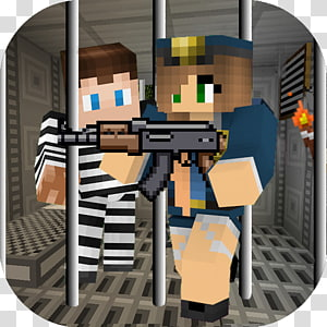 Cops Vs Robbers: Jailbreak Cops N Robbers, FPS Mini Game Survival Prison Escape v2 Android, android PNG clipart