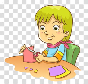 Child Cartoon, child PNG