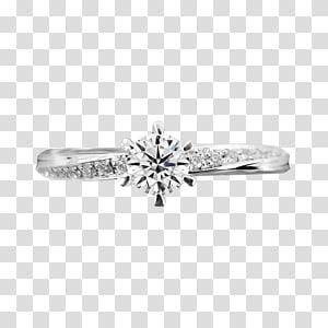 Wedding ring Diamond Engagement ring Jewellery, ring PNG