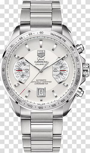 TAG Heuer Monaco Chronograph Chronometer watch, others PNG