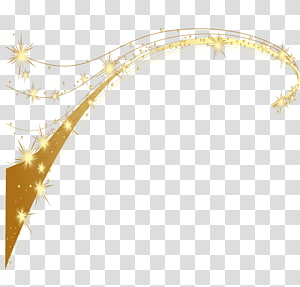 gold abstract illustration, Christmas lights Christmas lights Euclidean Christmas tree, Christmas light effect PNG