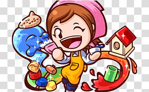 Gardening Mama 2: Forest Friends Kitchen Cuisine , Cooking Mama World Kitchen PNG clipart