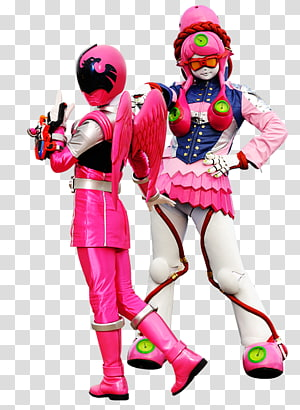 Super Sentai Kimberly Hart Tokusatsu Ahim de Famille Raptor 283, others PNG
