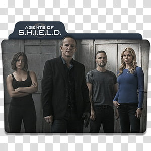 Daisy Johnson Phil Coulson Lance Hunter Melinda May Agents of S.H.I.E.L.D., Season 3, others PNG clipart