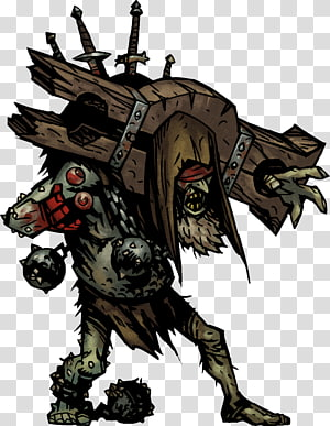 Darkest Dungeon Dungeon crawl Boss Video game, others PNG