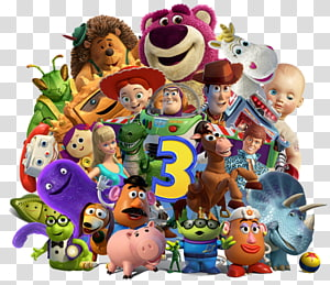 Sheriff Woody Jessie Toy Story 2: Buzz Lightyear to the Rescue Mr. Potato Head, crew PNG clipart