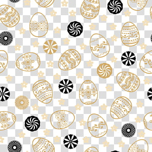 yellow ribbon background PNG clipart