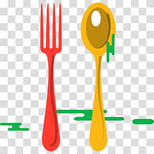 Knife Fork Cutlery Spoon, A knife and fork PNG clipart