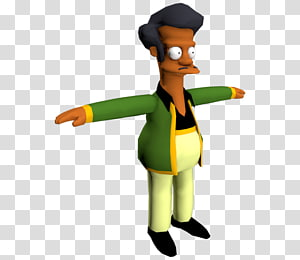 Apu Nahasapeemapetilon The Simpsons: Road Rage Bart Simpson Patty Bouvier Ralph Wiggum, Bart Simpson PNG clipart