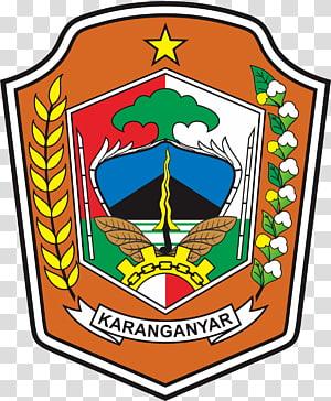 Regency Karanganyar Karanglo regent Information, peta indonesia PNG