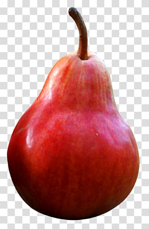 Pear Fruit, Red Pear PNG