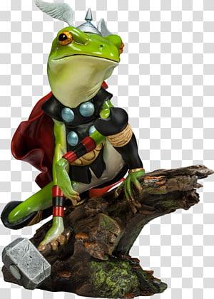 Thor Frog Loki Beta Ray Bill Sideshow Collectibles, beta ray bill PNG clipart