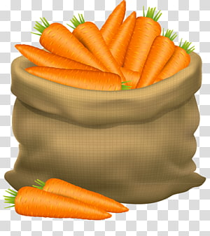 Carrot Vegetable, basket of apples PNG clipart