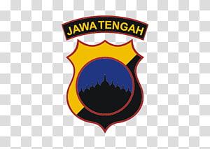 Kepolisian Daerah Jawa Tengah Logo Indonesian National Police Symbol, jawa tengah PNG clipart